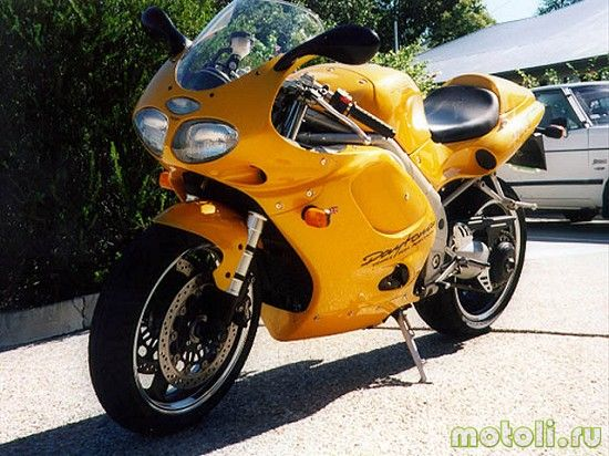 Мотоцикл Triumph Daytona T595 (1997)
