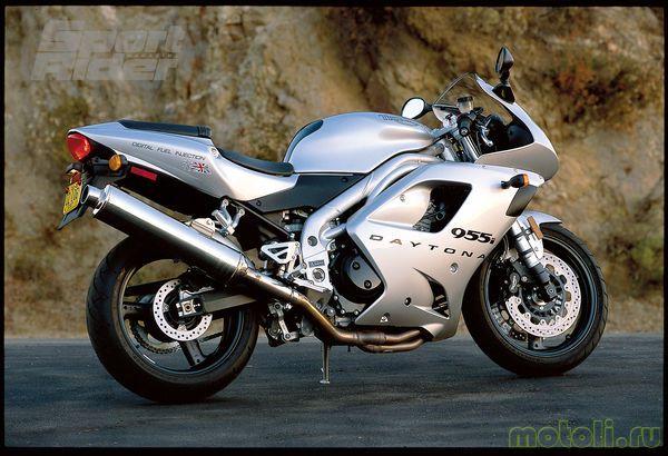 Мотоцикл Triumph Daytona 955i (2002)