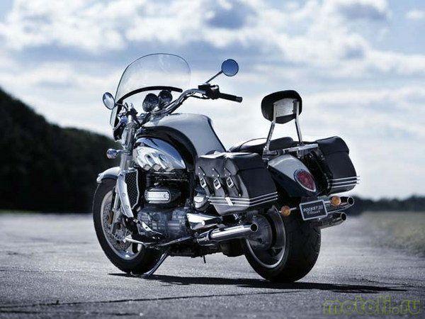 Мотоцикл Triumph Rocket III Touring (2007)