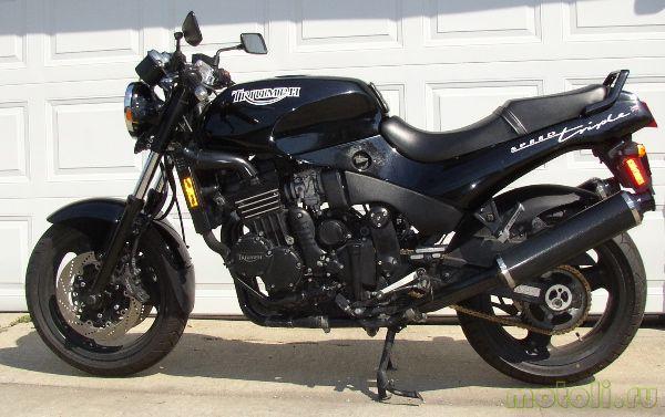 Мотоцикл Triumph Speed Triple 750 (1994)