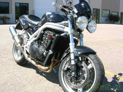 Мотоцикл Triumph Speed Triple 955i (2001)