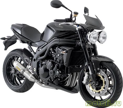 Мотоцикл Triumph Speed Triple Carbon Limited Edition (2009)