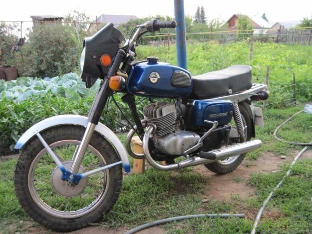 Мотоцикл восход конвейер пикап транспортер т3