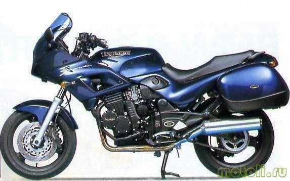 Мотоцикл Triumph Sprint 900 Exclusive (1998)