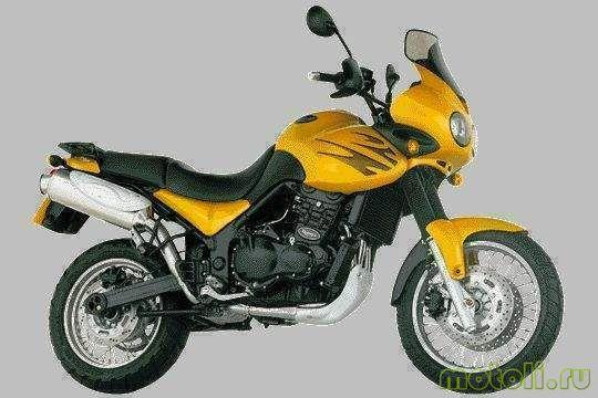 Мотоцикл Triumph Tiger 900 (1999)