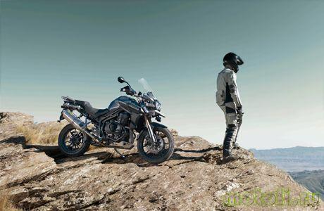 Мотоцикл Triumph Tiger Explorer (2012)