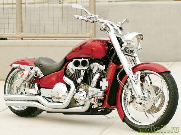 Мотоцикл Honda VTX-1800S (2002)