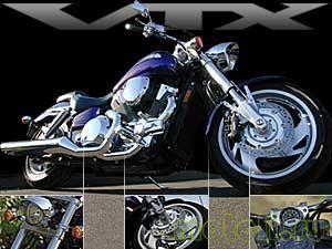 Мотоцикл Honda VTX-1800R 2002