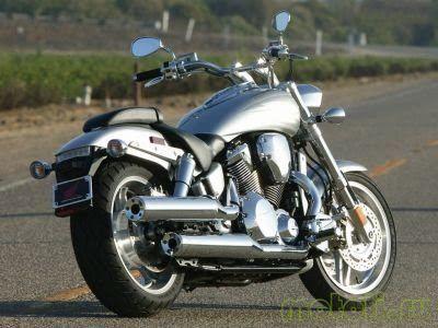 Мотоцикл Honda VTX-1800F 2005