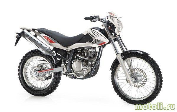 Мотоцикл Beta Alp 200 4T (2003)