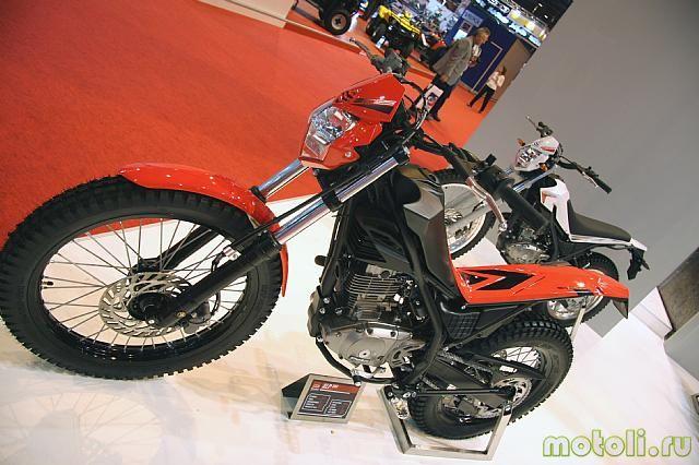 Мотоцикл Beta Alp 125 4T (2006)