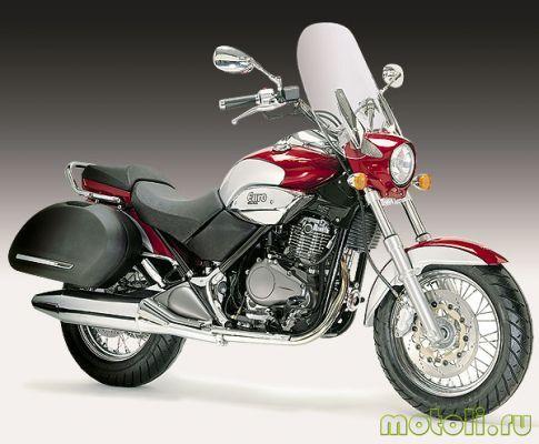 Мотоцикл Beta Euro 350 (2005)