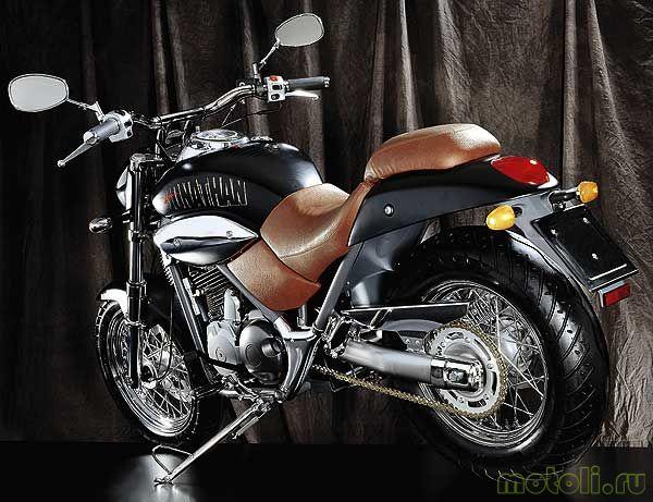 Мотоцикл Beta Jonathan Cruiser 350 (2002)