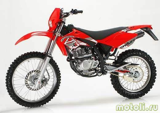 Мотоцикл Beta RR125 Enduro (2005)
