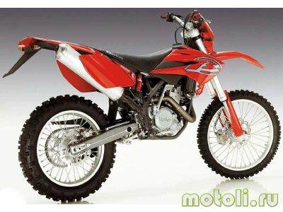 Мотоцикл Beta RR250 Enduro (2005)