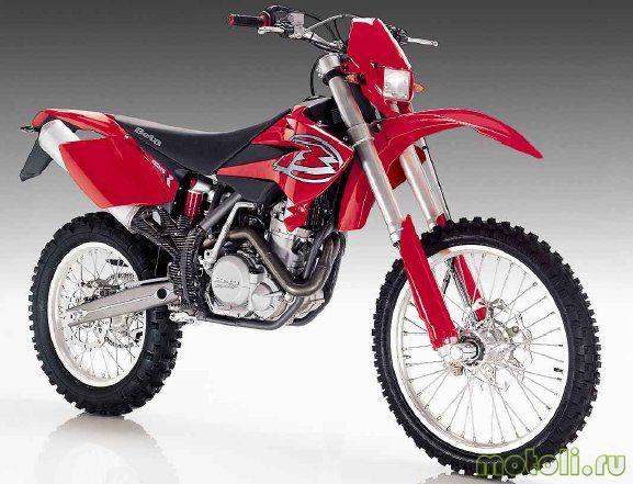 Мотоцикл Beta RR400 Enduro (2005)