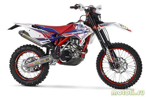 Мотоцикл Beta RR450 Enduro (2011)