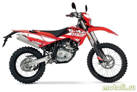 Мотоцикл Beta RR125 Motard (2007)