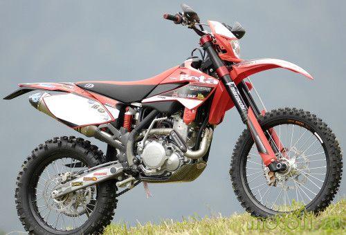 Мотоцикл Beta RR525 Enduro (2009)