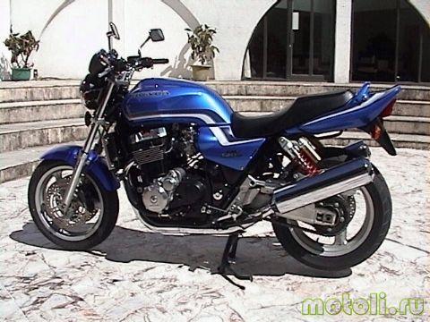 Как заменить антифриз на Honda CB 1300
