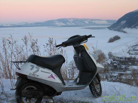 не заводится скутер после зимы