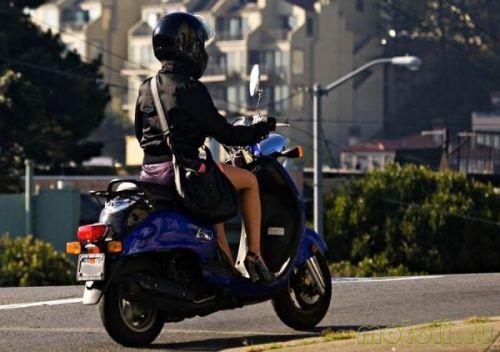 как правильно обкатать скутер