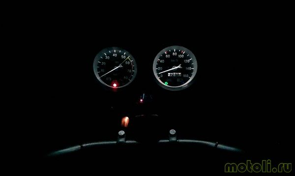 внешний тюнинг мотоцикла днепр