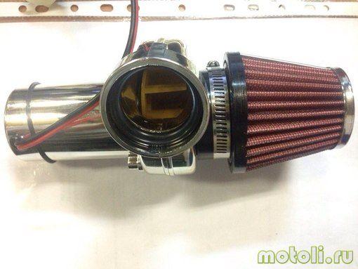 дополнительная прокладка на электротурбину для скутера