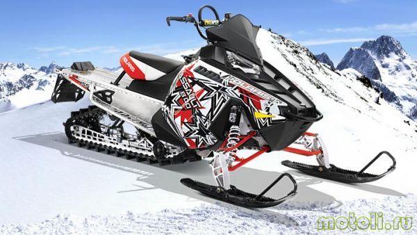 качественный китайский снегоход