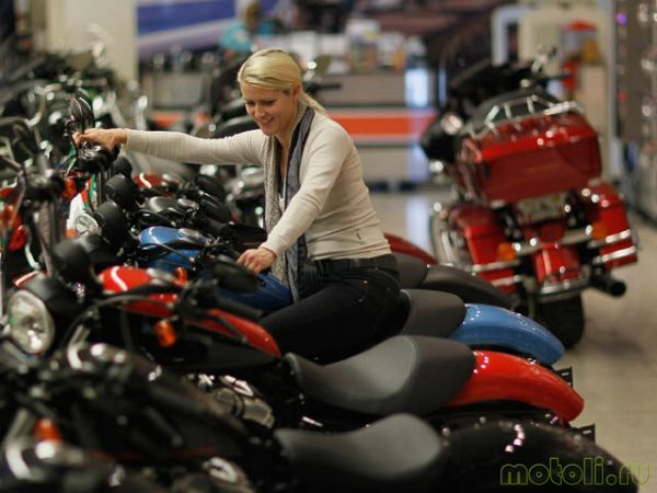 покупка мотоцикла на аукционе