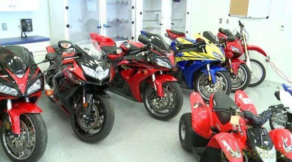 как заказать мотоцикл из японии