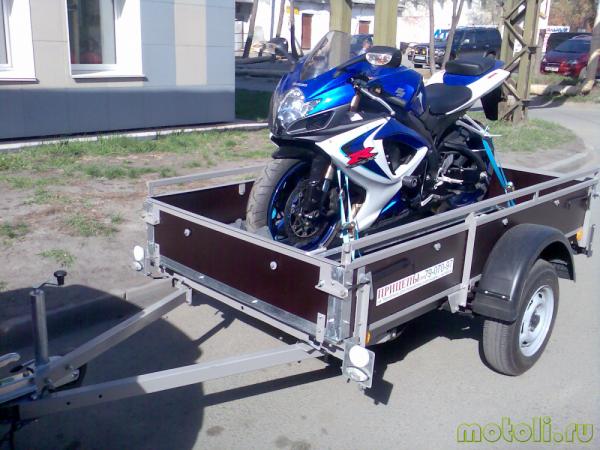 доставка мотоцикла в Россию