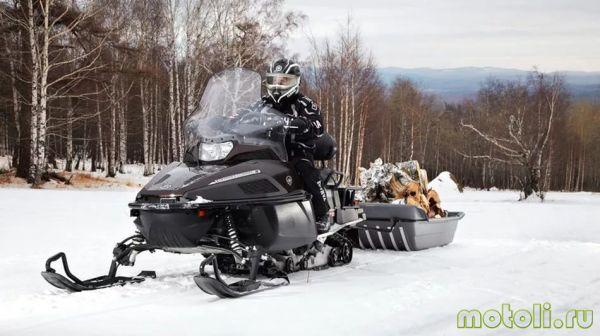 как выбрать лучший утилитарный снегоход