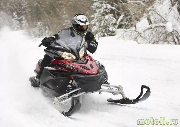 тюнинг снегохода yamaha