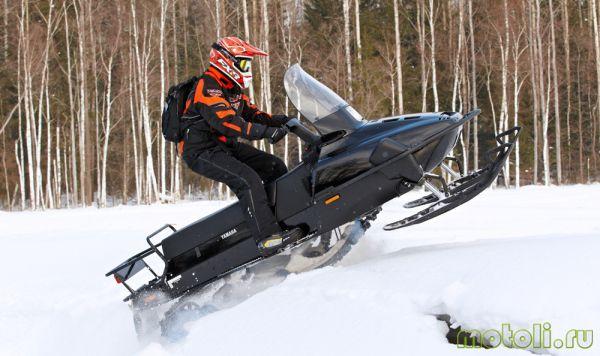 как улучшить снегоход yamaha