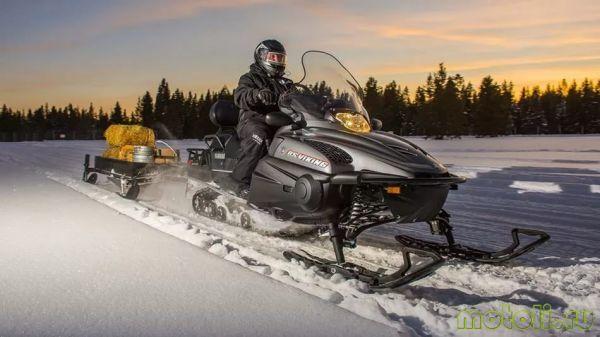 улучшение снегохода yamaha