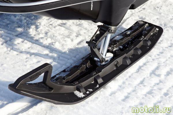 заводские лыжи для снегохода