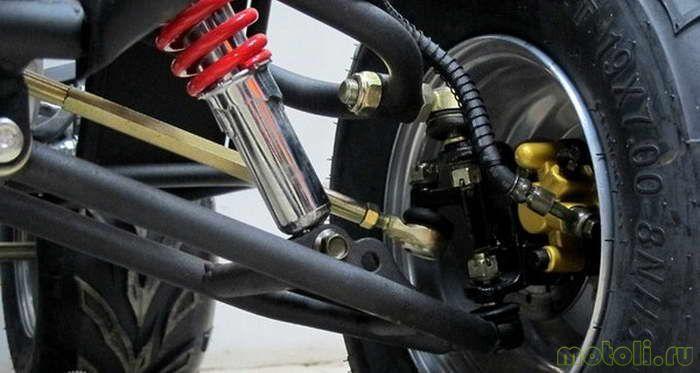 Речь в сегодняшней нашей статье пойдет конкретно о тормозных шлангах квадроцикла и их замене.