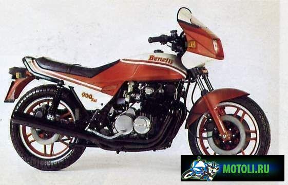 Benelli 900 Sei Sport