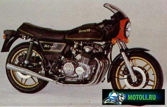 Benelli 354 Sport II