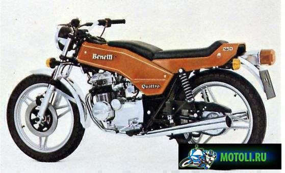 Benelli 250 Quattro