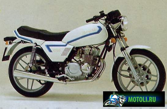 Benelli 125