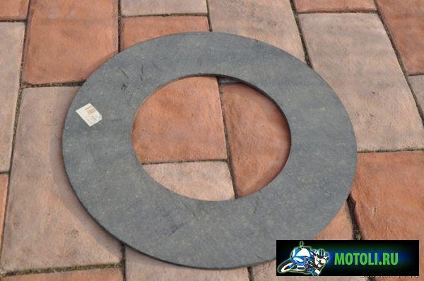 Накладка диска сцепления ЗИЛа 130