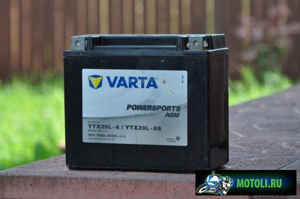 Аккумулятор Varta AGM 518901