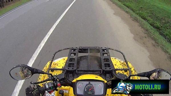 90 км/ч на шоссе