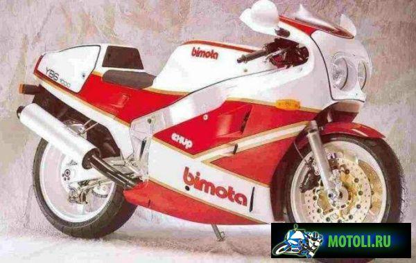 Bimota YB6 EXUP