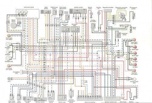 Руководство по техническому обслуживанию электросистемы Gilera DNA 125