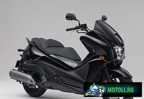 Обновление линейки скутеров Faze от Honda