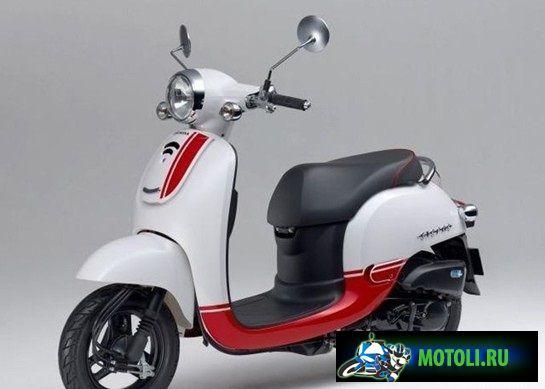 Honda Giorno Sport 2012 модельного года — новый взгляд на ретро