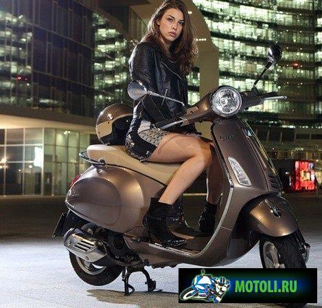 Возвращение легенды — Vespa Primavera 2013 модельного года